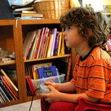Dziecko uzależnione od gier