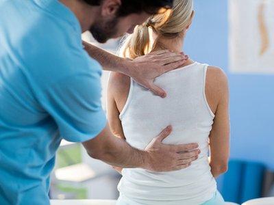 Fizjoterapia - plecy, kręgosłup