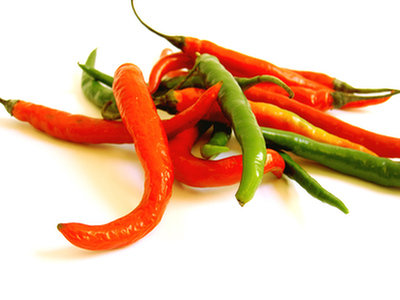 Chili (Capsicum frutescens)